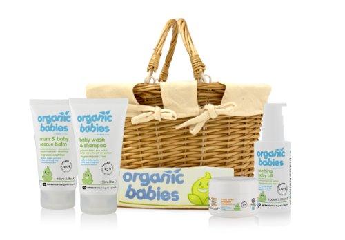 Organic Babies Organic Baby Hamper