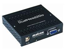 Matrox Dual Head 2 Go ROHS Compliant USB Powered D2G-A2A-IF