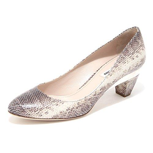 86287 decollete MIU MIU VIT scarpa donna shoes women [40]