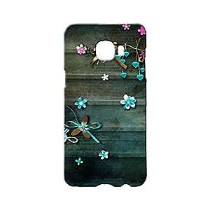 BLUEDIO Designer Printed Back case cover for Samsung Galaxy C7 - G9513