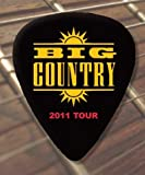 Big Country 2011 Tour Premium Guitar Pick x 5 Medium
