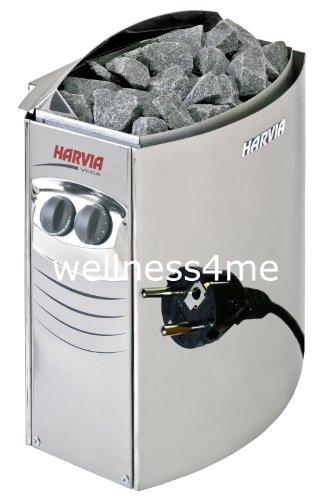 Saunaofen-Plug-und-Play-35-kW-Harvia-inkl-Steine-Well-Solutions