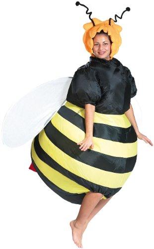 "Selbstaufblasendes Kostüm ""Fette Biene"