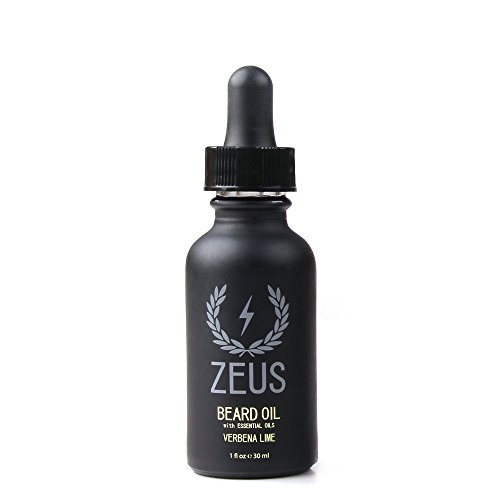 Zeus Beard conditioner Oil for Men