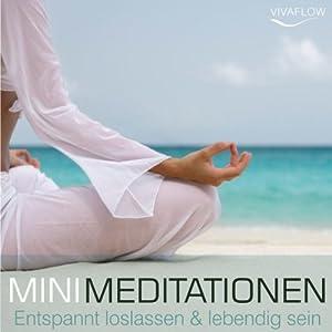 Entspannt loslassen & lebendig sein (Mini Meditationen) Hörbuch