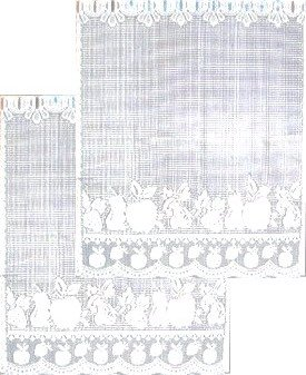 Crochet Lace | Cheap Window Curtains For Sale