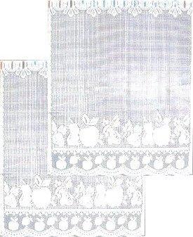 Crochet Lace | Cheap Window Curtains For Sale