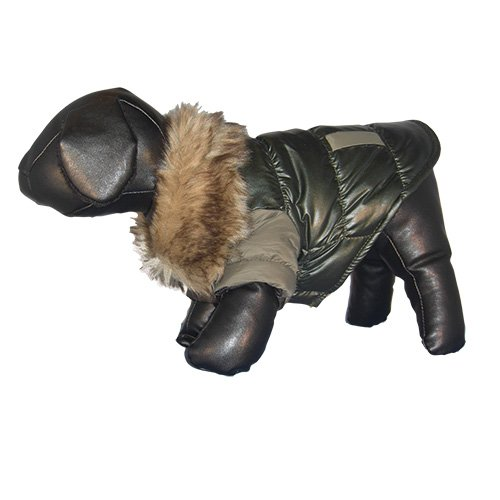 3M Pet fashion dog Jacket, fashion pet dog parka, Adjustable & Removeable LARGE