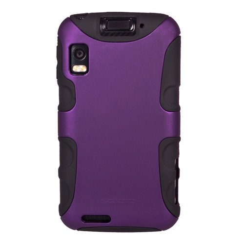 Seidio CSK3MTATR-PR DILEX Case for use with Motorola Atrix 4G – Amethyst for cheap