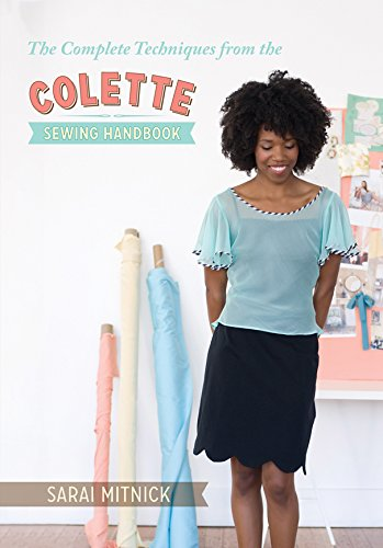 The Complete Techniques from the Colette Sewing Handbook (The Colette Sewing Handbook compare prices)