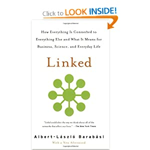 Linked - Albert-Laszlo Barabasi