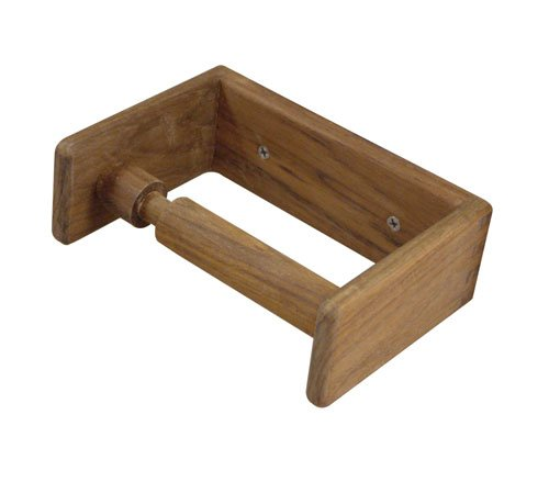 Wood Toilet Paper Holder Wood Toilet Paper Holder Wood