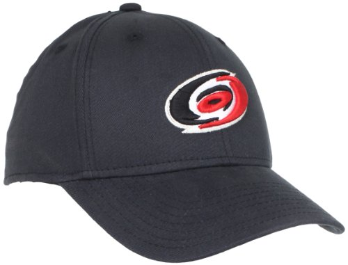 NHL Carolina Hurricanes Structured Flex Fit Hat, L/XL at Amazon.com