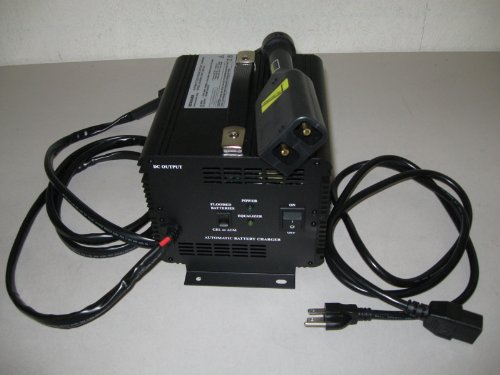 36 Volt Golf Cart Battery Charger for EZ-GO Powerwise