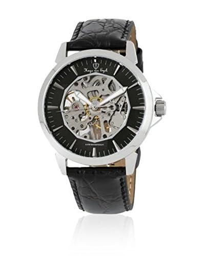 Hugo von Eyck Reloj manual Man Umbriel Negro 43 mm