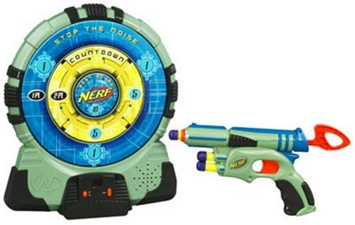 Hasbro Nerf Tech Target Game - Colors May Vary