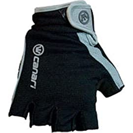 Canari Cyclewear 2014 Men's Short Finger Gel Extreme Cycling Glove - 7019
