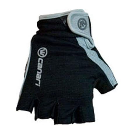 Canari Cyclewear 2013/14 Men's Short Fingered Gel Extreme Cycling Glove - 7019 - DO NOT USE