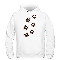 Dog Traces Hoodie by Shirtcity from Shirtcity