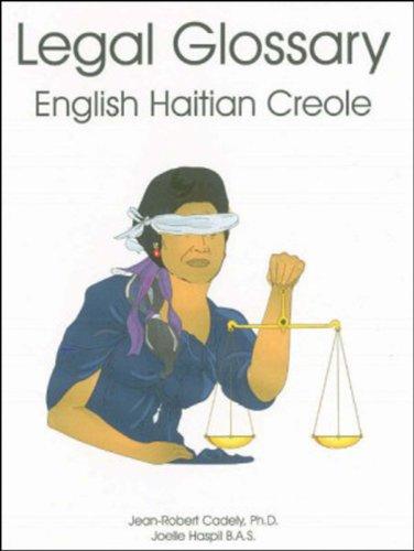 English Haitian Creole Legal Glossary