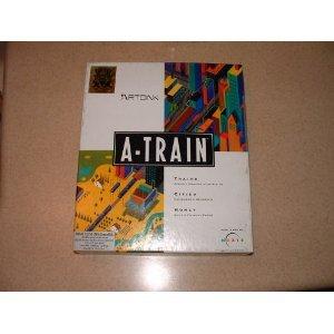 A-Train (Maxis/PC DOS 3.5