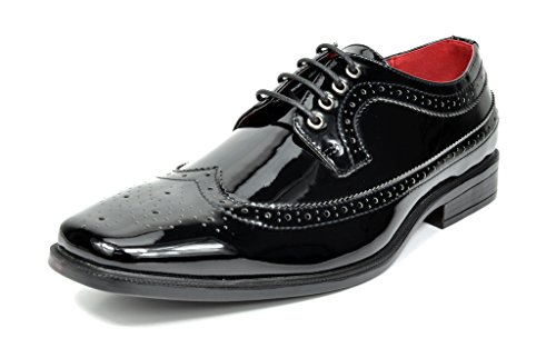 Bruno-Marc-CEREMONY-Mens-Formal-Faux-Patent-Leather-Tuxedo-Oxfords-Loafers-With-Leather-Lining-Classic-Slip-OnLace-Dress-Shoes