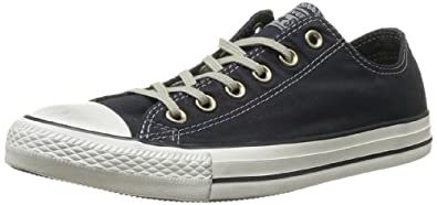 Converse Chuck Taylor All Stars Washed Twill And Stamp Shoes EUR 35 Black