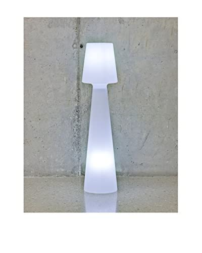 Artkalia Ela L Wired LED Floor Lamp, White Opaque