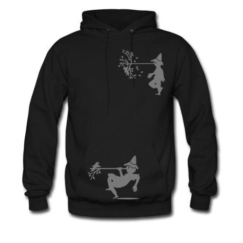 Spreadshirt, pinocchio, Men's Hoodie, black, M