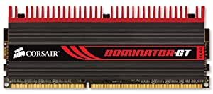 Corsair 4GB Dominator DDR3 1866MHz 2x2GB, CMT4GX3M2A1866C9 (1866MHz 2x2GB with DHX Pro Connector and Airflow II Fan)