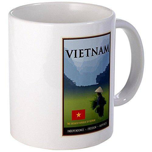 Cafepress Vietnam Mug - S White