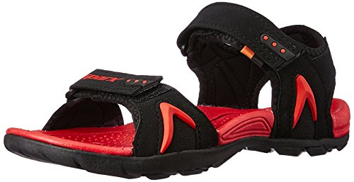 Sparx-Mens-Black-and-Red-Sandals-and-Floaters-6-UKIndia-40-EUSS-450