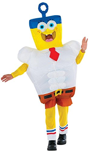 Spongebob Inflatable Kids Costume