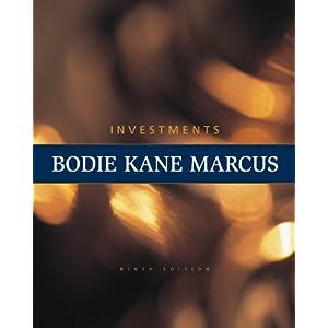 Kane pdf marcus bodie investment