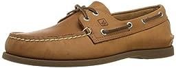 Sperry Top-Sider Men\'s A/O 2 Eye Boat Shoe,Sahara,14 M US