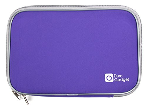 duragadget-purple-travel-water-resistant-cushioned-neoprene-slip-with-dual-zips-for-sylvania-sdvd980