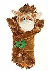 """Giraffe Blanket Babies 11"""" by Fiesta"""