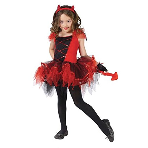 ZOEREA Girls Cat Costume Accessory Fairy Halloween Cosplay Party Fancy Dress