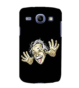 printtech Cool Einstein Back Case Cover for SAMSUNG Galaxy J7 - 6 (New 2016 Edition)