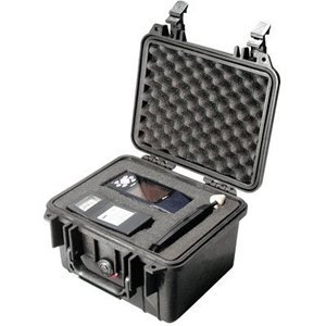 Pelican 1300 Case w/Foam - Black