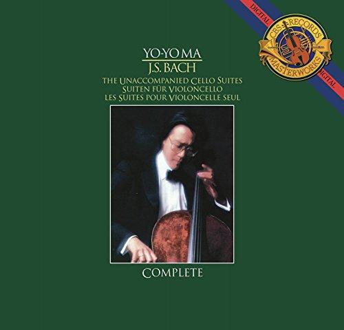 Bach:Suites Per Violoncello Solo [3 LP]
