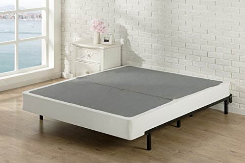 Zinus 7.5 Inch High Profile BiFold Box Spring Folding Mattress Foundation, Strong Steel structure, No assembly required, Queen (Split Box Spring For Queen Bed compare prices)