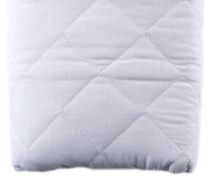 Colgate- Quilties - Crib Fitted Mattress Pad Cover front-765434