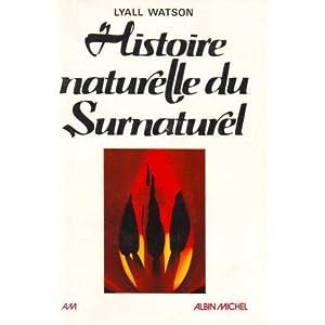 Histoire naturelle du surnaturel
