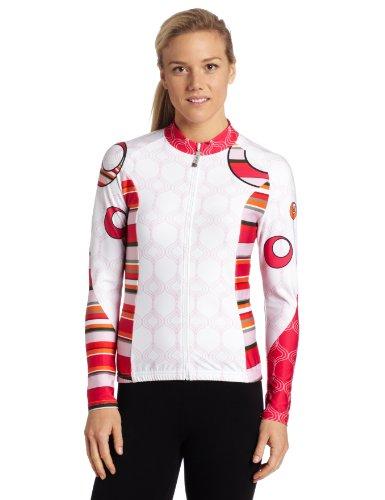 Canari Cyclewear Women's Signature Long Sleeve Cycling Jersey