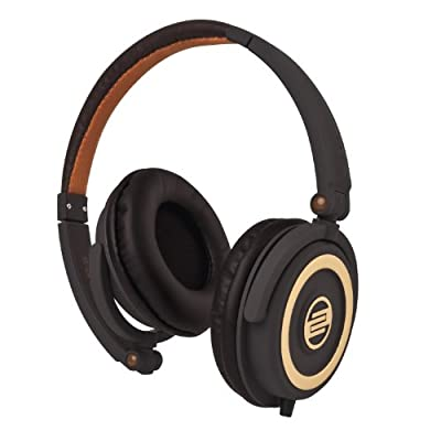 Reloop RHP-5 Headphones Chocolate Crown by Mixware LLC