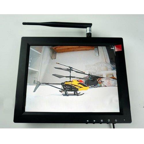 9.7 Inch 5.8G Hd 1080P Fpv Lcd Monitor Ipad Screen Receiver Monitor