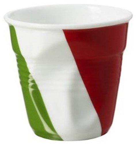 Revol Verre Froissé En Porcelaine 8Cl Size : 6, 5Cm De Hauteur 6Cm Diamètre
