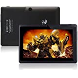 Dragon Touch® 7'' inch Black Dual Core Y88 Google Android 4.3 Tablet PC, Dual Camera, HD 1024x600, Google Play Pre-load, HDMI, 3D Game Supported (enhanced version of A13) [By TabletExpress]