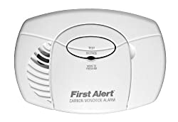 First Alert Battery Operated Carbon Monoxide Detector from First Alert